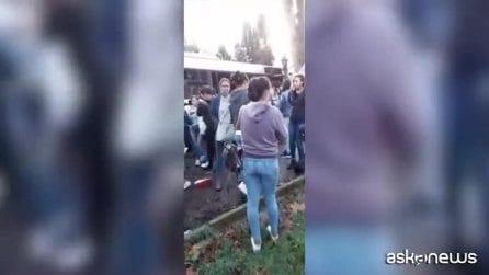 Bus Atac contro un albero a Roma, 29 feriti, 9 in codice rosso