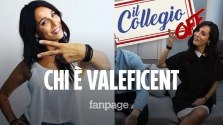 Chi è Valentina Varisco, la Valeficent che conduce Il Collegio Off