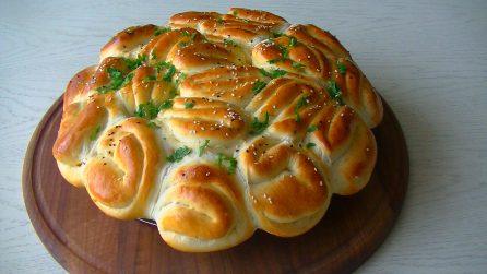 Bouquet di pane: soffice e saporito, la ricetta per prepararlo
