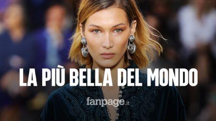 Bella Hadid è la donna più bella del mondo: secondo la scienza il suo viso è perfetto