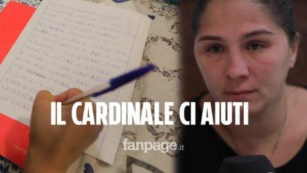 """Lia, mamma napoletana con una figlia disabile e senza casa, scrive al Cardinale Sepe: """"La Chiesa ci aiuti"""""""
