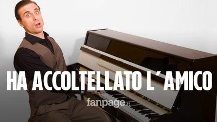 Antonio Sorgentone, vincitore di Italia's got talent 2019, ha accoltellato un amico: denunciato