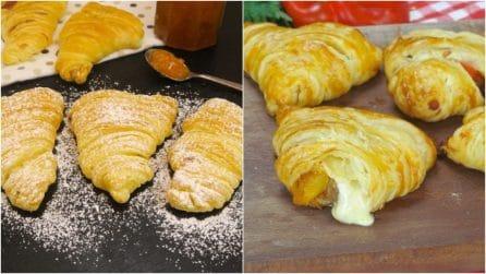 3 ricette con la pasta sfoglia che non potete non provare!