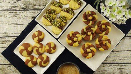 3 modi per preparare dei biscotti belli e originali!
