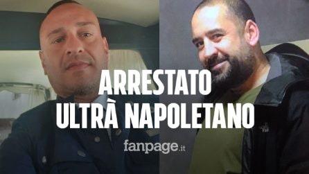 """Scontri Inter-Napoli, arrestato l'ultrà napoletano: """"Personalità violenta e legami con la camorra"""""""