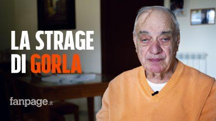 """Strage di Gorla, uno dei superstiti: """"Sentire che oggi si inneggi al fascismo è inaccettabile"""""""