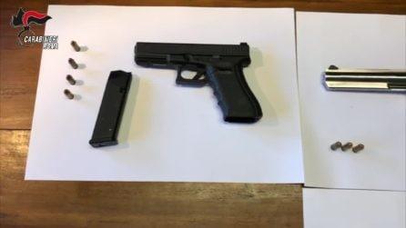 Frascati, armi e munizioni nelle scatole di scarpe: un arsenale in casa di un pensionato