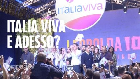 """Tra Conte e Lele Mora, Italia Viva si chiede: """"Che fare?"""". Il videoracconto della Leopolda 2019"""