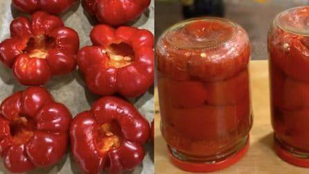 Papaccelle sott'aceto: la ricetta del contorno sempre pronto e saporito