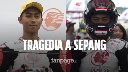 Tragedia a Sepang: morto a 20 anni il pilota Afridza Munandar