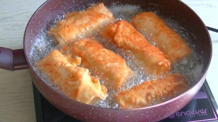Tortillas ripiene: un'idea gustosa per il tuo antipasto