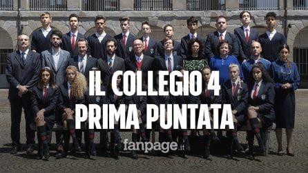 Il Collegio 4, prima puntata: gli studenti non ammessi e i clamorosi strafalcioni