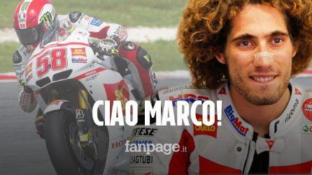 Marco Simoncelli: otto anni senza SuperSic, nel ricordo del campione