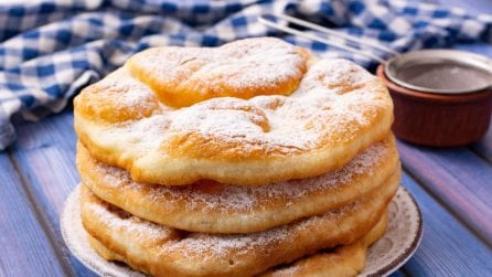Frittelle di pane dolci: non potrete più farne a meno!