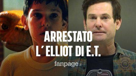 Arrestato Henry Thomas, ecco di cosa è accusato l'attore del film E.T.