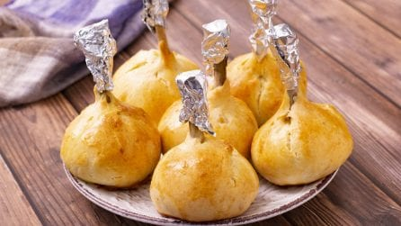 Coscette di pollo in crosta: facili, sfiziose e piene di sapore!