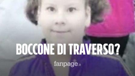 Alessia morta a 8 anni a scuola forse per un boccone di traverso: si era sentita male dopo pranzo