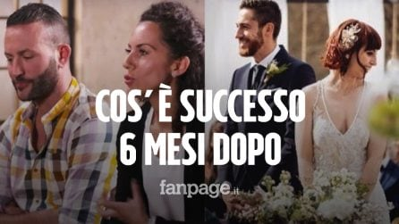 Matrimonio a prima vista 6 mesi dopo: quando andrà in onda su Real Time e in streaming su Dplay