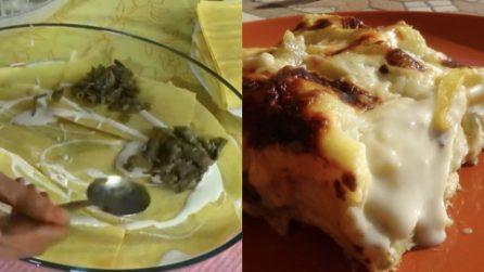 Lasagne ai carciofi: la ricetta passo passo per averle perfette