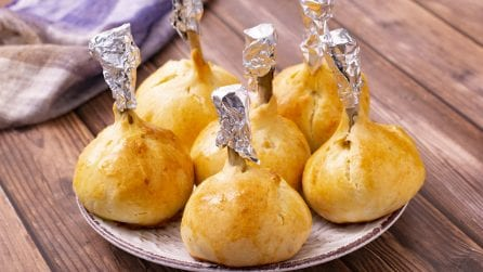 Pastry chicken legs: a unique and delicious recipe!