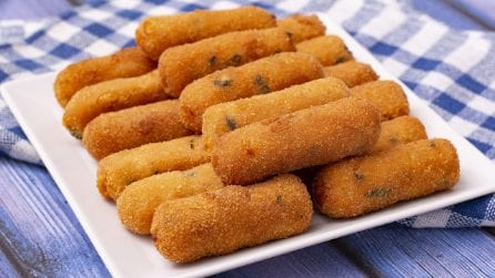 Chicken croquettes: an easy and delicious recipe ready in no-time!