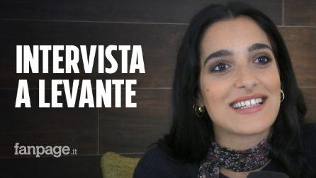 """Levante, la Sicilia, Cucchi e Consoli: """"Magmamemoria racconta la mia maturità emotiva e personale"""""""