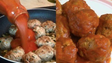 Polpette al sugo: un secondo piatto genuino e saporito