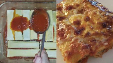 Cannelloni con ricotta e spinaci: il primo piatto da gustare in famiglia