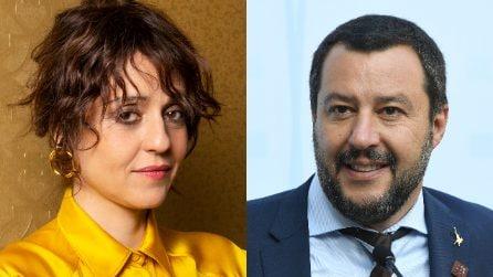 """Vanessa Scalera: """"La politica di Matteo Salvini sui migranti è scellerata"""""""
