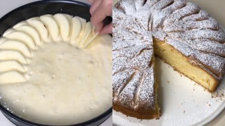 Torta di mele semplice: la ricetta del goloso dessert