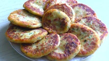 Medaglioni di patate e prosciutto: la ricetta semplice e gustosa