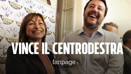 """Umbria, vince la candidata del centrodestra Donatella Tesei. Salvini: """"Lo ricorderanno per 50 anni"""""""