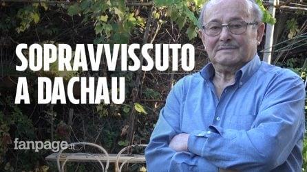 """Mario, 93 anni, sopravvissuto a Dachau: """"Ero solo un numero, dopo la guerra non ci credeva nessuno"""""""