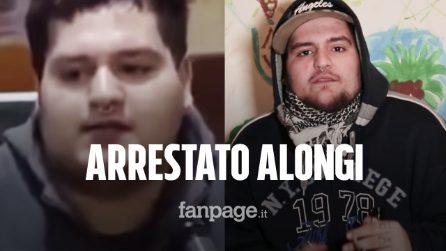Arrestato Andrea Alongi: il fenomeno web trovato con 114 grammi di hashish e piantine di marijuana
