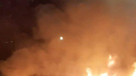 San Giorgio a Cremano, bruciata l'auto del consigliere comunale Ciro Russo
