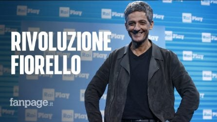 """Fiorello e la rivoluzione di Raiplay: """"Sarò il nuovo Toffanin, poi andrò a Sanremo 2020 da Amadeus"""""""