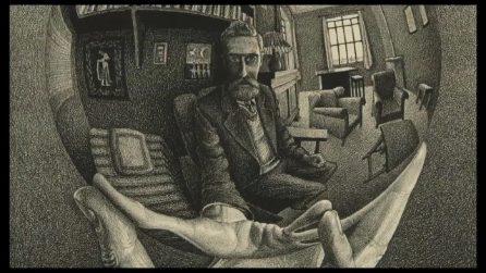 Escher - Viaggio nell'infinito: il trailer italiano