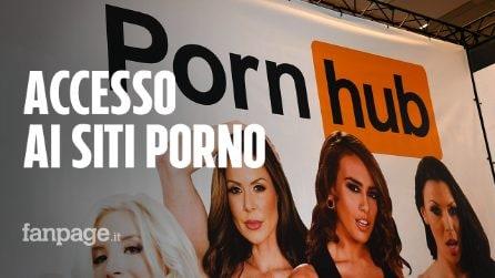 Accesso ai siti porno: in Australia il governo pensa al riconoscimento del volto
