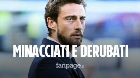 Rapinatori nella casa di Marchisio: pistola puntata contro il calciatore e la moglie: il bottino
