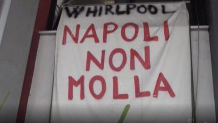 """Whirlpool, stop alla cessione. I lavoratori: """"Prendono tempo, continueremo a lottare"""""""