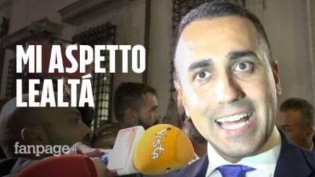"""Il governo vara la manovra, Di Maio: """"In Parlamento alleati siano leali"""""""