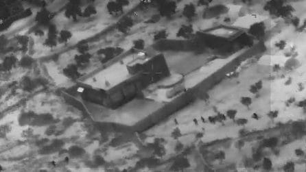 Al-Baghdadi, ecco il video del raid che ha ucciso il leader dell'Isis