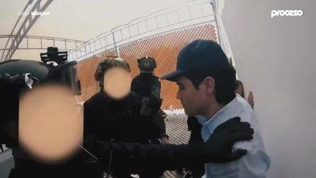 L'arresto di Ovidio Guzman, il figlio del Chapo