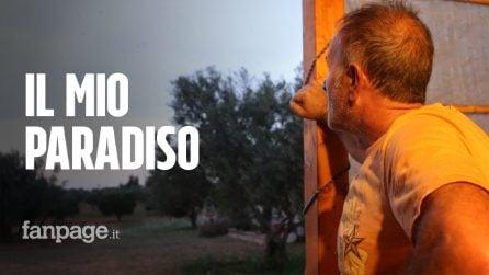 """La sfida di Vincenzo, reagire al tumore al colon col lavoro in campagna: """"Questo è il mio paradiso"""""""