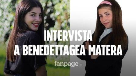 """Il Collegio 4, Benedettagea Matera: """"Sono sempre stata me stessa. Da grande voglio fare la maestra"""""""