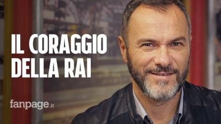 """Massimiliano Gallo: """"Il segreto di Imma Tataranni è lo 'svecchiamento' di Rai Fiction"""""""