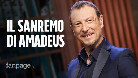 """Sanremo 2020, confermati Fiorello e Jovanotti. Amadeus: """"Sarà un Festival pieno di sorprese"""""""