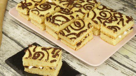 Merendine decorate al cioccolato: facili, originali e piene di sapore!