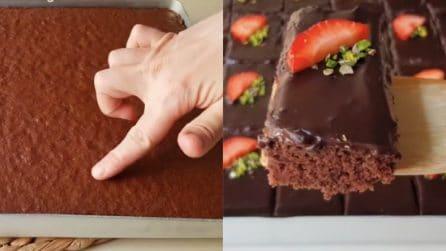 Torta soffice al cioccolato: il consiglio per averla davvero saporita