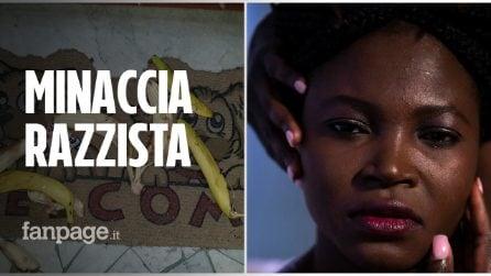 """Banane a casa di Balkissa Maiga, l'attrice: """"Escalation di razzismo negli ultimi due anni"""""""